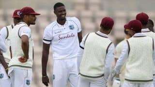 ICC Test Rankings: West Indies Captain Jason Holder Moves up to Second Spot in Bowlers List, Virat Kohli Static at Second Position in Batting Charts